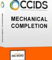 Mechanical Completion Doc