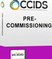 Pre-Commissioning Doc